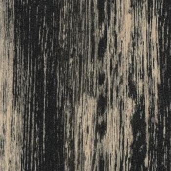 Wood Black Reclaimed Yapıştırmalı LVT